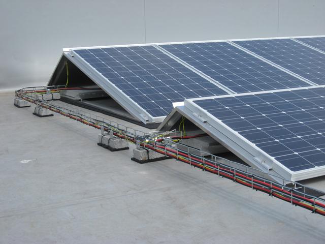 test omvormer zonnepanelen